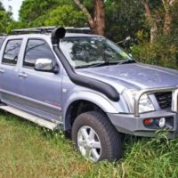 Holden RA Rodeo 2003-2008 (with swage)