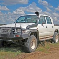 Hilux Diesel Non Turbo or Non EFI 97-06