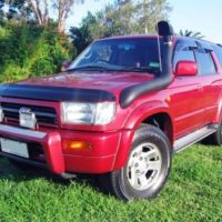 Hilux Surf engine KNZ 185 series (Diesel 3.0L)  97-06 (grey import)