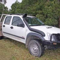 Holden RA Rodeo 2003-2008 (without swage)