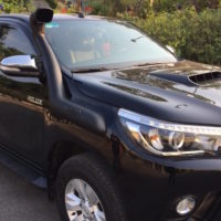 Hilux 2015 on