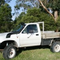 Hilux LN105 Diesel 89-97