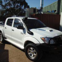 Hilux 2006 Diesel
