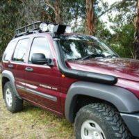 KJ Jeep 3.7L V6 Petrol