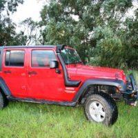Jeep JK Wrangler Diesel