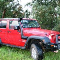 Jeep JK Wrangler Petrol