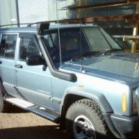Jeep XJ Cherokee Diesel