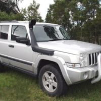 Jeep Commander Petrol