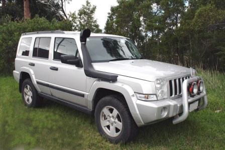 Jeep Commander Petrol