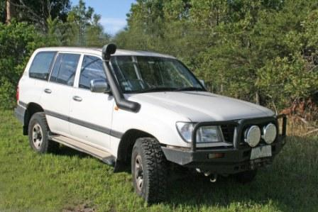 Landcruiser 100 series 6 and 8 cyl