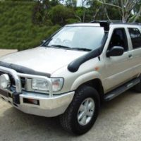 Pathfinder R50 up to 2005