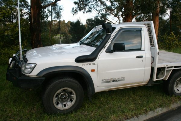 GU Patrol series 1- 2 & 3 Petrol 4.5 - 4.8 L Petrol
