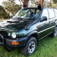 Terrano II (co fit) (Europe only) Mistral (NZ)