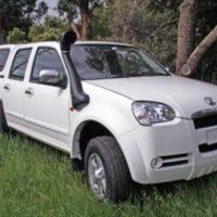 V240 (2 & 4 wheel drive)