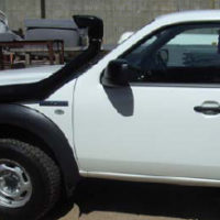 Ranger PJ 2006 onwards  (Military specs)