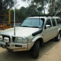 Bravo 2.5l TD 07/2004 up to 2006 (Military specs)