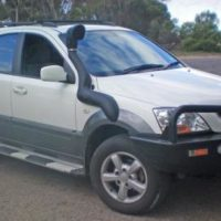 Kia Sorento Petrol up to 2009